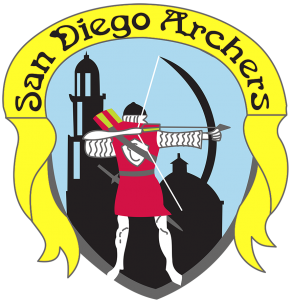 San Diego Archers Logo