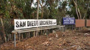 San Diego Archers - Rube Powell Archery Range