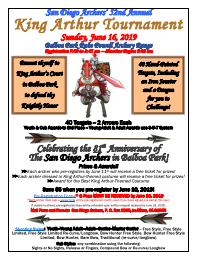 52nd Annual King Arthur Tournament