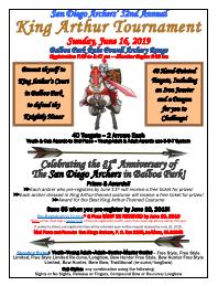 52nd Annual King Arthur Tournament