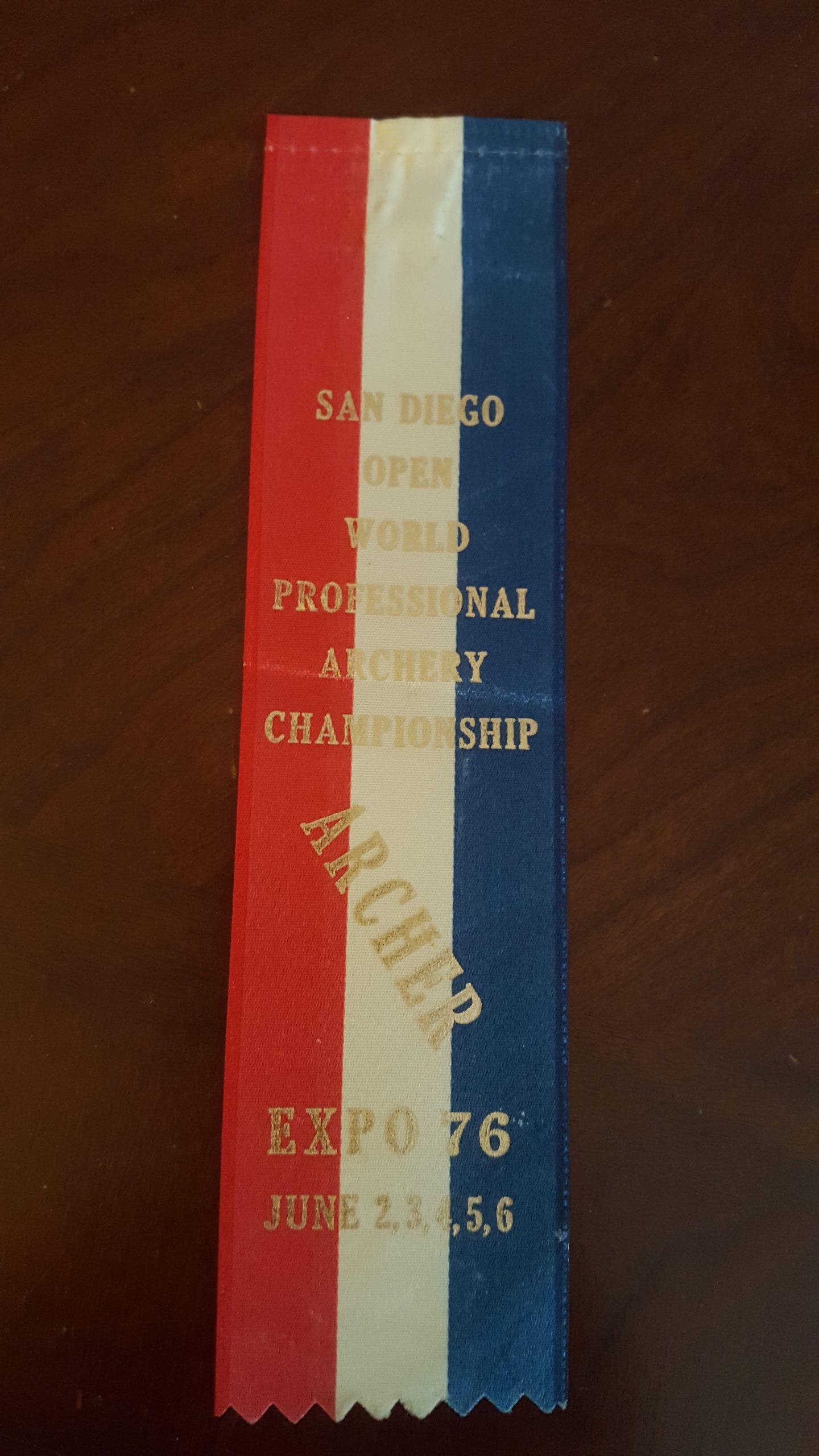 1976 World Professional Archery Championship,