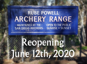 Ranges Reopening