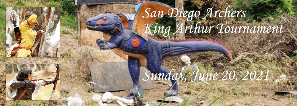 San Diego Archers Kink Arthur Tournament 2021
