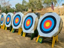 San Diego Archers 900 Round